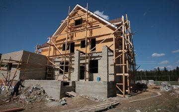 Строительство (гаражи, бани)